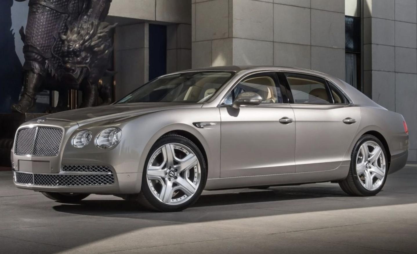 รถ Bentley Flying Spur