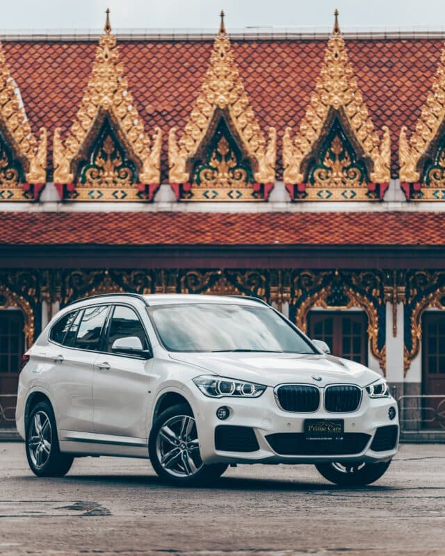 เช่ารถเที่ยว กับ BMW X1 20d