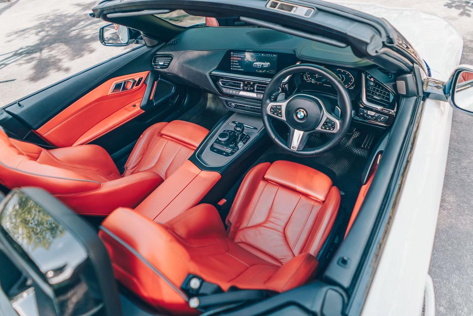 ภายใน BMW Z4 30i