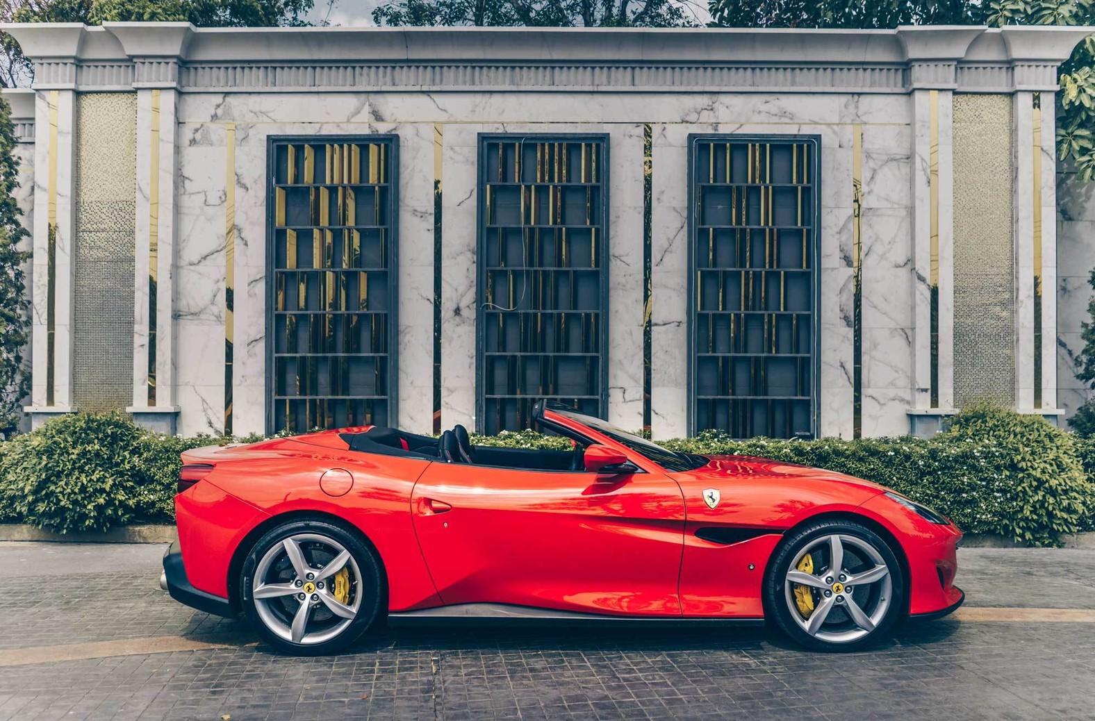 เช่ารถแต่งงาน Ferrari Portofino