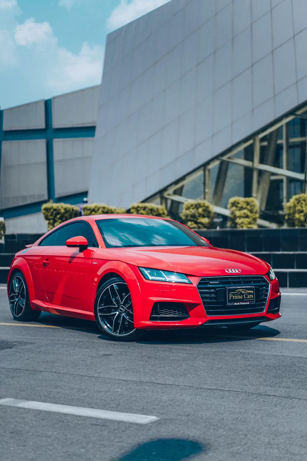 เช่ารถหรู Audi