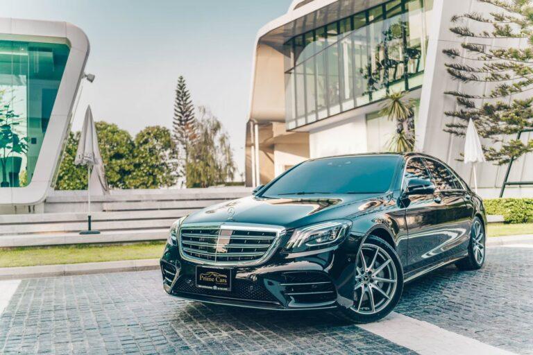 Benz S560e AMG Premium