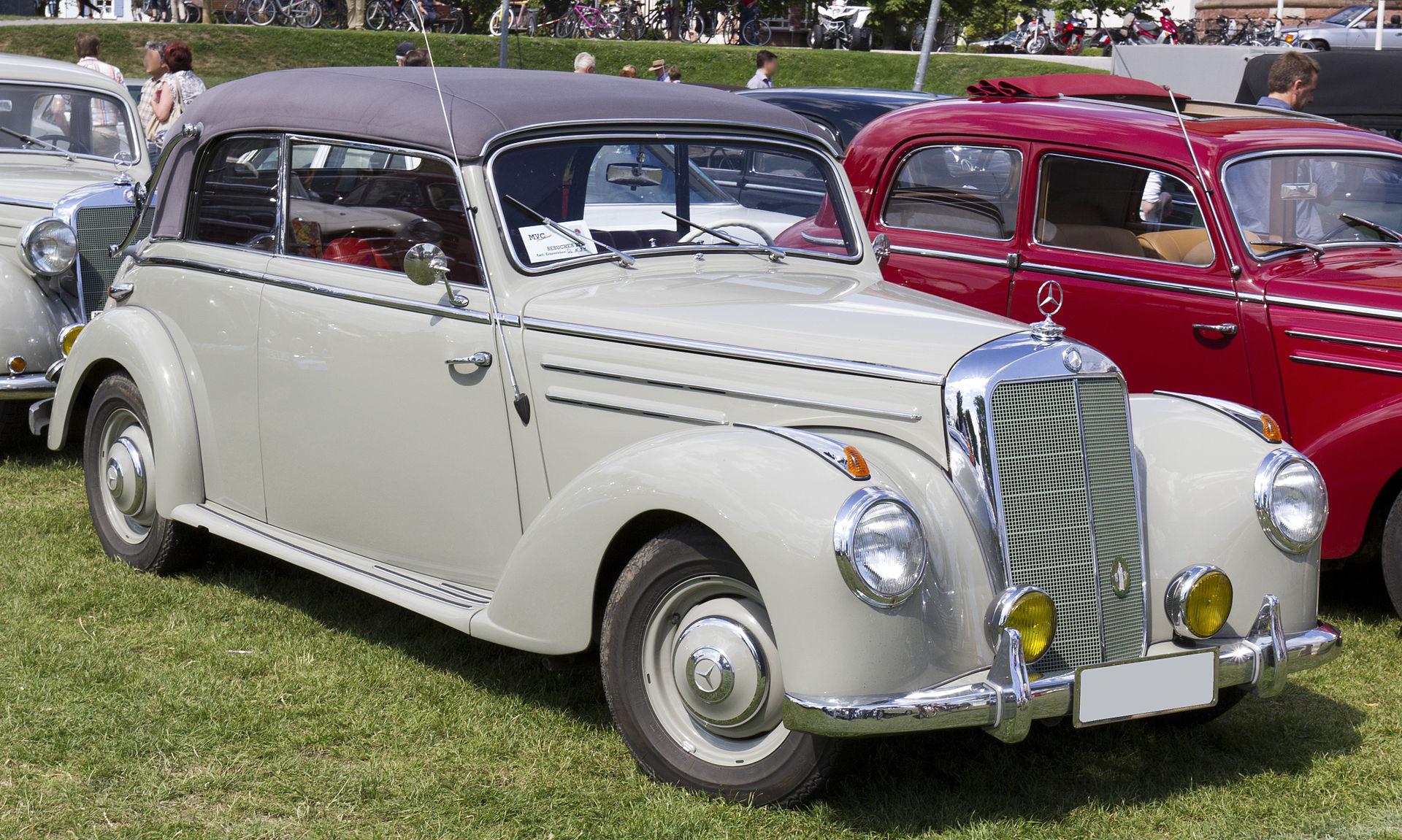 Mercedes-Benz W 187
