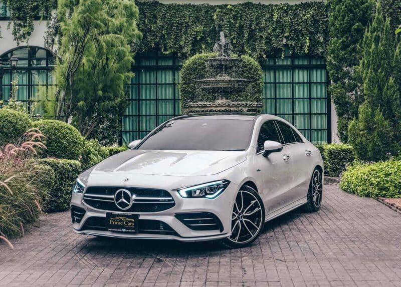 รถ Mercedes-AMG CLA 35 4Matic