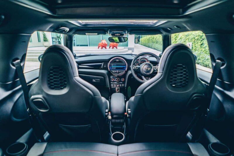 Mini Cooper S JCW Interior