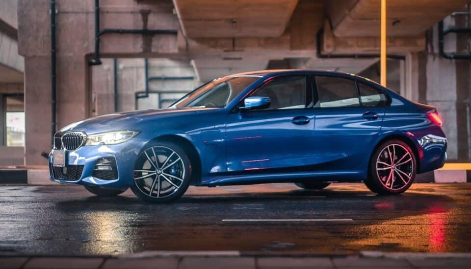 BMW 330e M Sport G20 (2021)