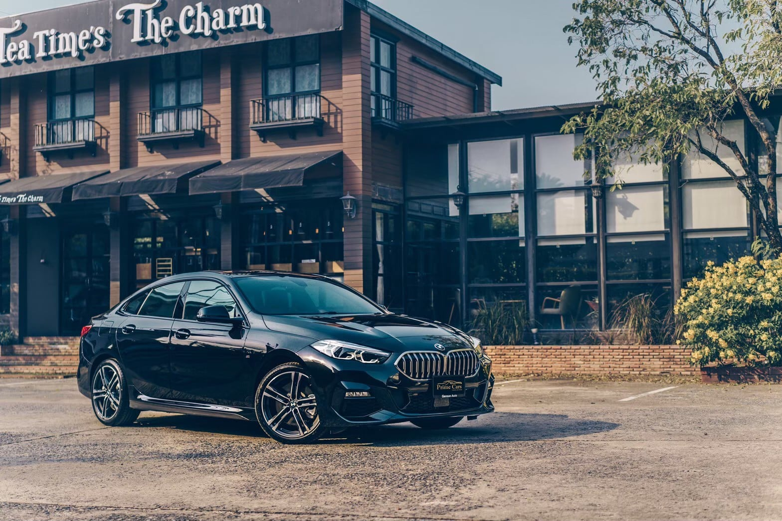 รถ BMW 220i M Sport Gran Coupe
