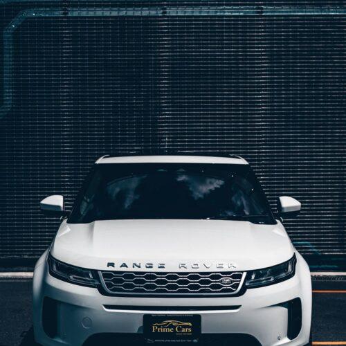 เช่ารถ Land Rover Range Rover Evoque