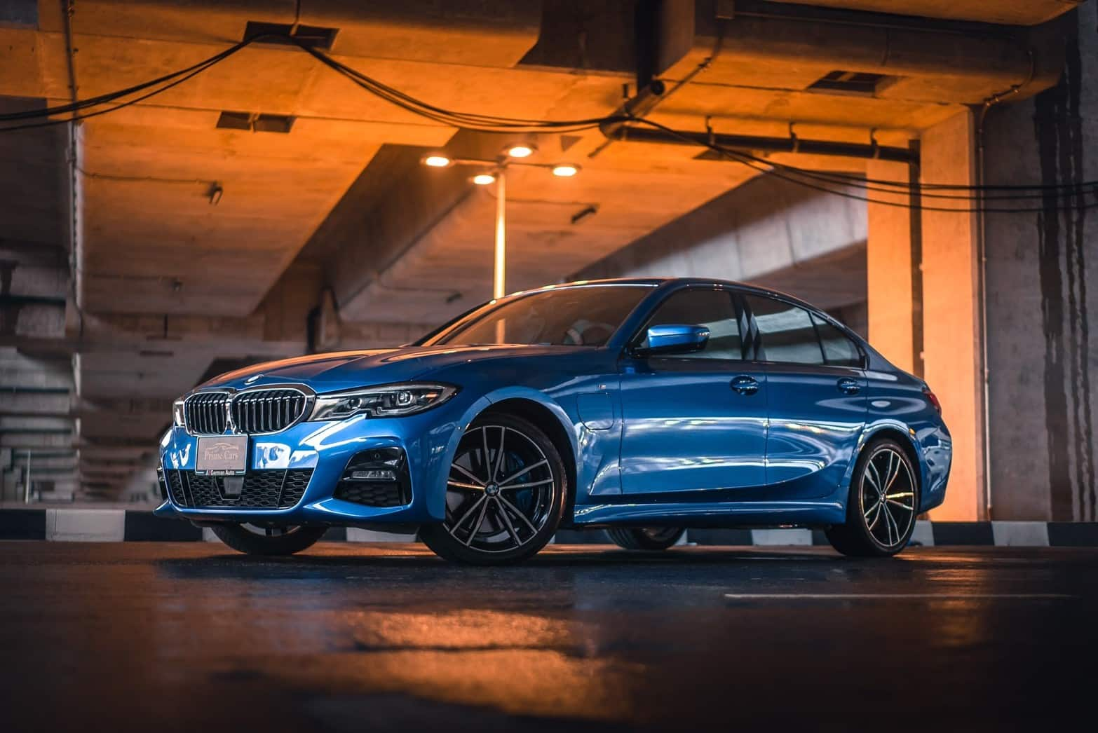 รถ BMW 330e M sport