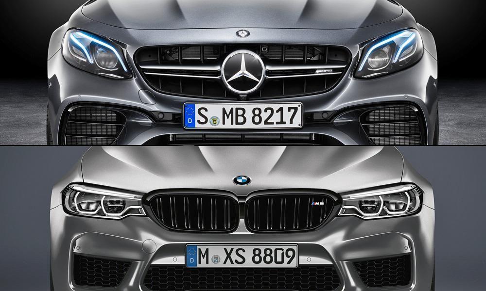 BMW VS Mercedes-Benz