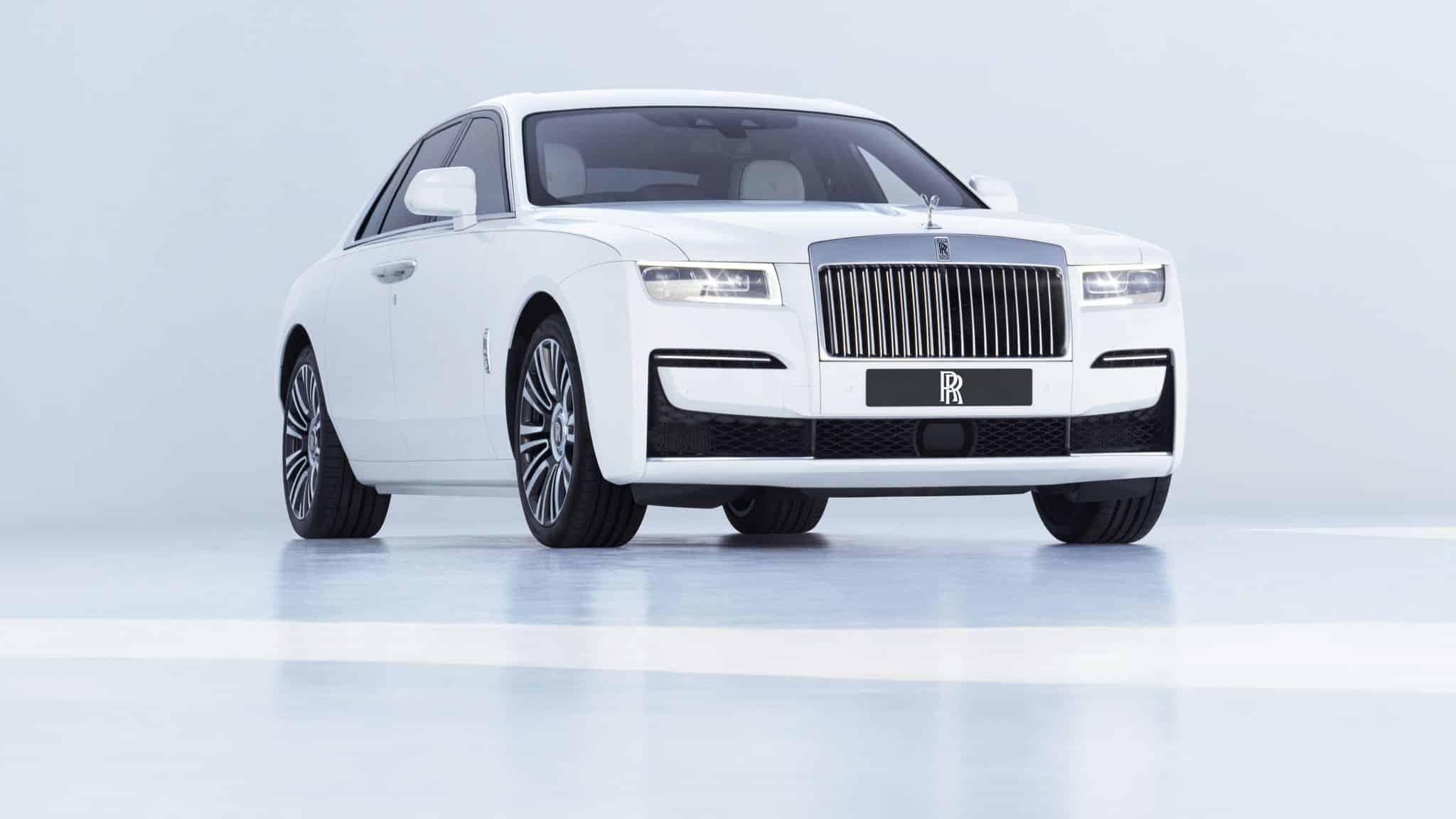 All New Rolls Royce Ghost