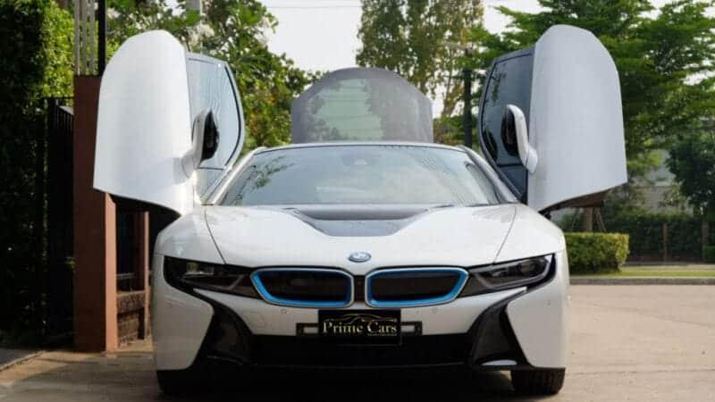 Benz vs BMW