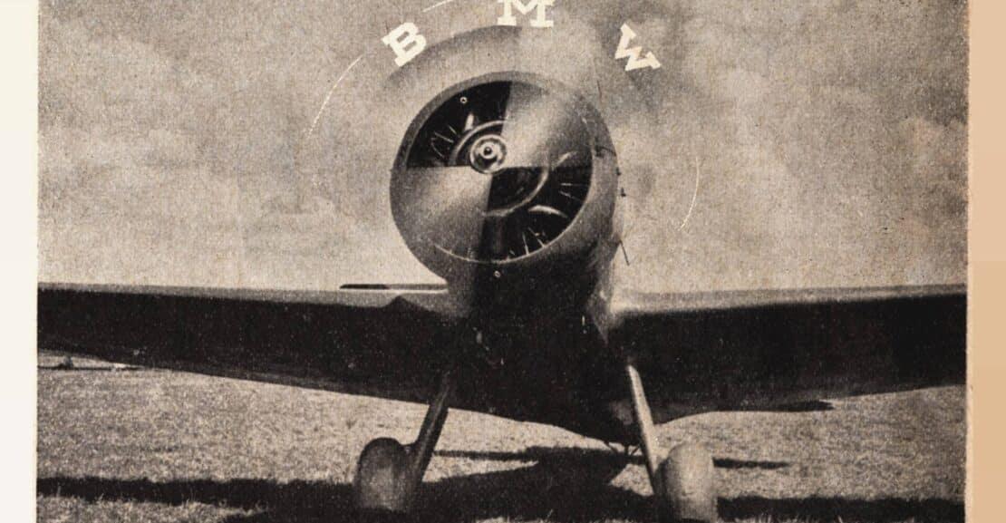 History of BMW logo
